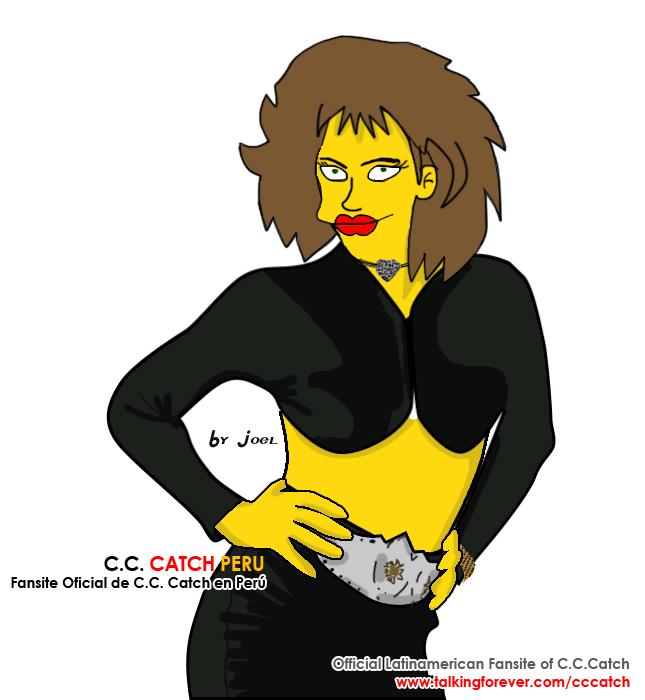 CCCacth Simpsons